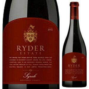 ワイン, 赤ワイン 6116() 2016 750ml Syrah Ryder Estate