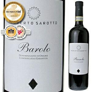 【6本〜送料無料】バローロ 2014 ロベルト サロット 750ml  [赤]Barolo Roberto Sarotto
