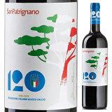 【6本〜送料無料】120 FIGC 2016 サン パトリニャーノ 750ml [赤]120 FIGC San Patrignano