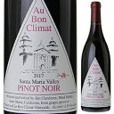【6本〜送料無料】ピノ ノワール ミッションラベル 2018 オー ボン クリマ ワイナリー 750ml [赤]Pinot Noir Mission Label Au Bon Climat Winery