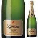 【6本〜送料無料】ランソン ゴールドラベル ヴィンテージ ブリュット 2009 ランソン 750ml [発泡白]Lanson Gold Label Vintage Brut