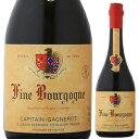 【6本〜送料無料】フィーヌ ド ブルゴーニュ グランド レゼルヴ NV ドメーヌ キャピタン ガニュロ 700ml [ブランデー]Fine De Bourgogne Domaine Capitan Gagnerot・・・
