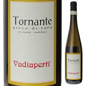 ワイン, 白ワイン 6 2017 750ml Greco Di Tufo Tornante Vadiaperti