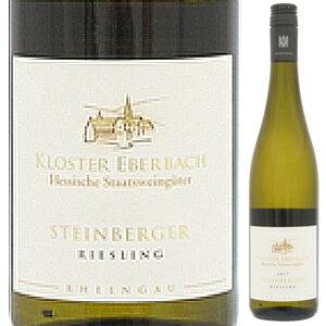 ワイン, 白ワイン 6 Q.b.A 2017 750ml Steinberger Riesling Qba Kloster Eberbach