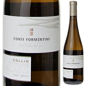 ワイン, 白ワイン 6 2018 750ml Pino Grigio Collio Conti Formentini
