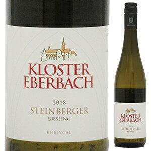 ワイン, 白ワイン 6 Q.b.A 2018 750ml Steinberger Riesling Qba Kloster Eberbach