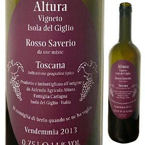 ワイン, 赤ワイン 6 2017 750ml Rosso Saverio Altura