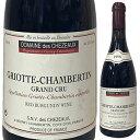 【送料無料】グリオット シャンベルタン グラン クリュ 2008 ドメーヌ デ シェゾー 750ml [赤]Griotte-Chambertin Grand Cru Domaine Des Chezeaux