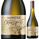 【6本〜送料無料】アウター リミッツ ソーヴィニョン ブラン 2019 モンテス 750ml [白]Outer Limits Sauvignon Blanc Montes S.a.