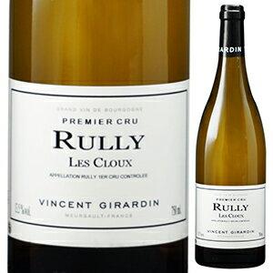 ワイン, 白ワイン 6 2013 750ml Rully Blanc 1er Cru Les Cloux Vincent Girardin
