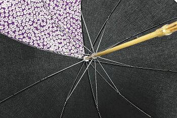 【確認依頼】【岡重謹製日傘】UVカット和雑貨夏日差し日除け日よけお出かけ