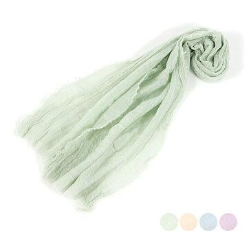 送料無料 訳あり 加藤萬謹製 マフラー コットン 綿100% 和服 和装 着物 おしゃれ 和装 洋装 防寒 風よけ 冷房よけにも 羽織 ショール レディース 婦人