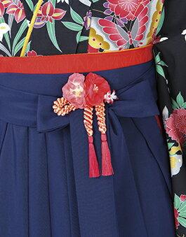 踊り衣裳 髪かざり 絞り紐 取り寄せ商品 日本の踊り 掲載 和装小物 お花髪飾り 成人式 卒業式 袴 振袖 結婚式 《女性用 レディース》 ポイント20倍 メール便不可