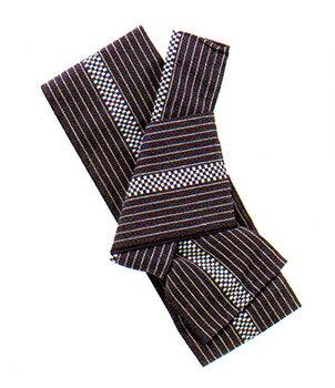 有職縞柄「有職 YU-SOKU」掲載 和装小物 帯 角帯 ...