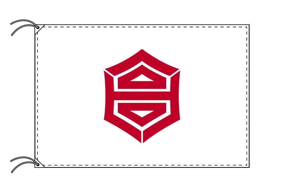 徳島県の市町村旗一覧