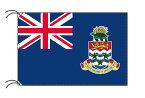 ケイマン諸島 旗 120×180cm テトロン製 日本製 世界の国旗シリーズ IOC加盟地域