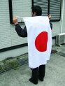日本国旗日の丸