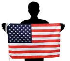世界の国旗 アメリカ国旗・星条旗・[50×75cm ポリエステル]あす楽対応