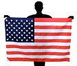 激安  アメリカ国旗・USA・星条旗[90×135cm・ポリエステル100%製]あす楽対応