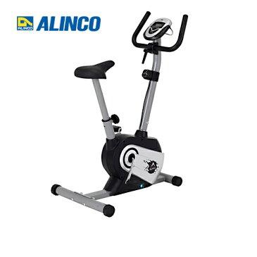 [AFB4017] アルインコ エアロバイク エアロマグネティックバイク4017 デジタル表示メーター 8段階ダイヤル負荷調節 角度調節機能付きサドル・ハンドル 【送料無料】