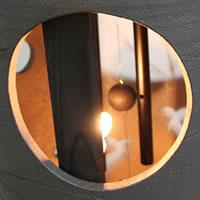 信楽焼風の水琴洞夢!陶器照明と風鈴がコラボ!水琴窟の音色と陽炎が幻想的な空間を!水きんくつ/陶器/あんどん/和風/インテリア/庭園灯/陶器照明しがらき/やきもの/[ak-0063]【楽ギフ_包装】