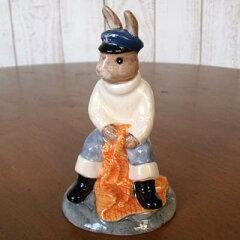 ヴィンテージ雑貨・かわいいウサギのアイテムBunnykins/アンティーク雑貨ロイヤルドルトンバニ...