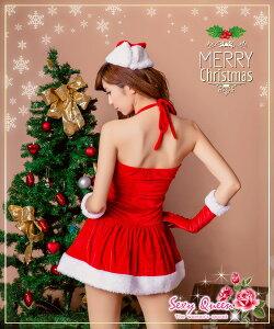 サンタコスプレ衣装サンタクロース衣装仮装クリスマスコスチュームセクシーサンタパーティネコ耳猫耳コスプレ衣装こすぷれX'masChristmasサンタコスサンタコスプレサンタ衣装クリスマスコスチュームクリスマスコスプレ通販サンタ2017あす楽対応