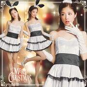 コスプレバニーガールワンピースハロウィンバニークリスマス衣装コスプレコスチュームバニーガールコスプレ衣装コスセクシー仮装セクシーバニーワンピースドレスうさ耳カチューシャあす楽
