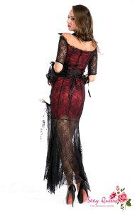 ハロウィンコスプレ魔女魔法使いコスチュームウィッチコスプレデビル衣装レディース魔ハロウィンコスプレヴァンパイア悪魔ハットハロウィン衣装吸血鬼セクシーコスパーティーイベント仮装コスプレ魔女