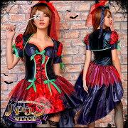 魔女ウィッチ魔法使いコスチューム大人レディース衣装変装仮装ハロウィンコスプレコスチューム衣装