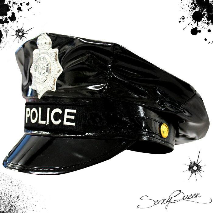 ポリス帽子単品ポリスハット警察官コスプレ帽子コスチュームコスプレポリス警官帽子婦警婦警衣装ハロウィンアイテム警官制服
