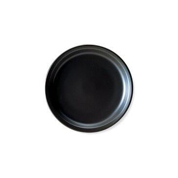 トリノ黒マット17cmパン【直径17cm・ホテル・レストラン食器・ブラック・高品質・シンプル】【trys鈴】