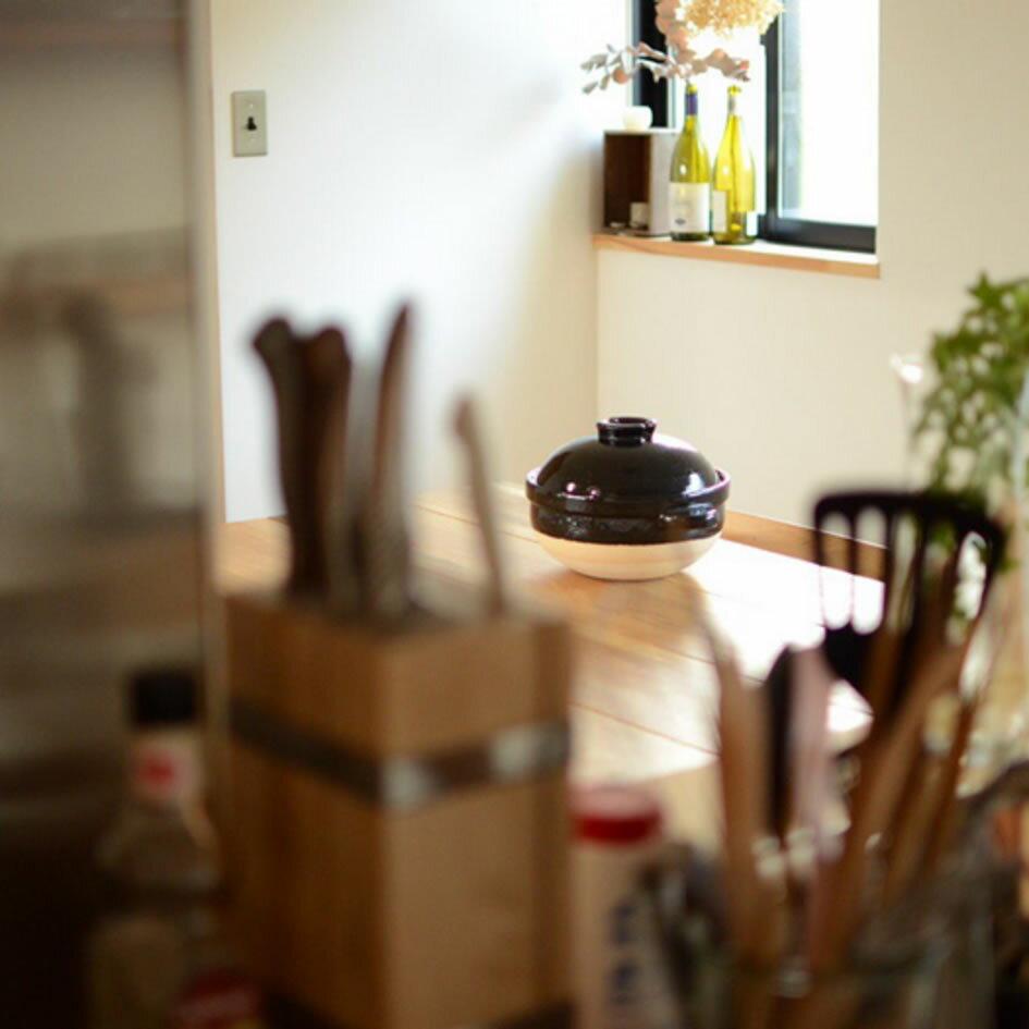 長谷園 かまどさん 三合炊き 土鍋