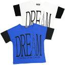 今季マストなショート丈♪ビッグシルエット半袖Tシャツ/140cm/150cm/160cm【アウトレット商品に付き返品交換不可】