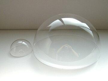 アクリル半球ドーム-透明-外径(250ミリ)-板厚(2.5ミリ)