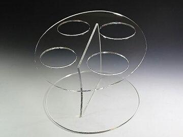円形スリッパスタンド(シングル)