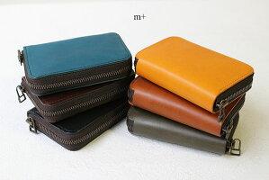 m+エムピウコンパクト財布ゾンゾm+zonzo小さい財布ラウンドファスナー10P26Mar16