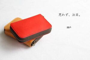 【新色登場!】m+エムピウコンパクト財布ゾンゾm+zonzo小さい財布ラウンドファスナー10P26Mar16