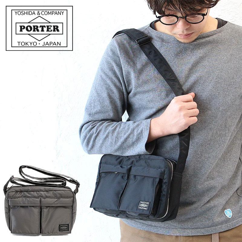 メンズバッグ, ショルダーバッグ・メッセンジャーバッグ 12 S PORTER TANKER SHOULDER BAG(S) 622-66963