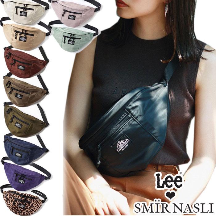レディースバッグ, ボディバッグ・ウエストポーチ 3 Lee LeeSMIR NASLI Nylon Body Bag 011300102 011500102