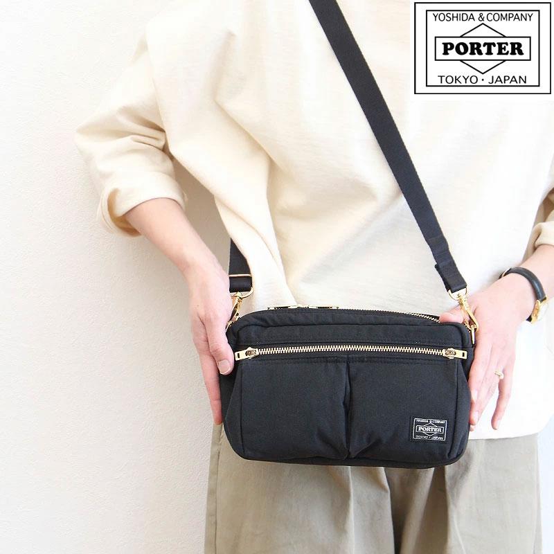 【二年保証】吉田カバン ポーター ドラフト ショルダーバッグ PORTER DRAFT SHOULDER BAG 656-06175 吉田かばん 正規品 プレゼント