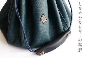 CLEDRANクレドランPERIOぺリオハーフショルダーバッグ巾着型バッグ26062way日本製レディース送料無料ポイント10倍