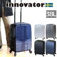 【1/21(土)9:59まで!エントリーで合計P14倍】innovator イノベーター スーツケース INV48 / 38L 機内持込可 1泊〜3泊 2年保証 TSAロック トリオ