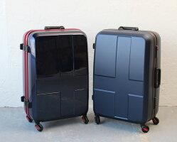 innovatorイノベータースーツケースINV584泊〜7泊66cm60Lフレームタイプカードキータイプ2年保証TSAロックトリオ