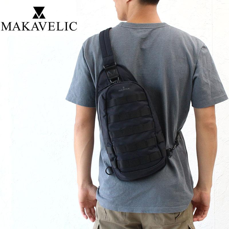 男女兼用バッグ, ボディバッグ・ウエストポーチ 5 85() R 50OFF MAKAVELIC JADE EXCLSV BODY BAG 3109-10313