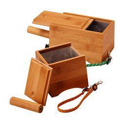 棒灸 温灸BOX Sサイズ (単柱艾灸盒) トワテック