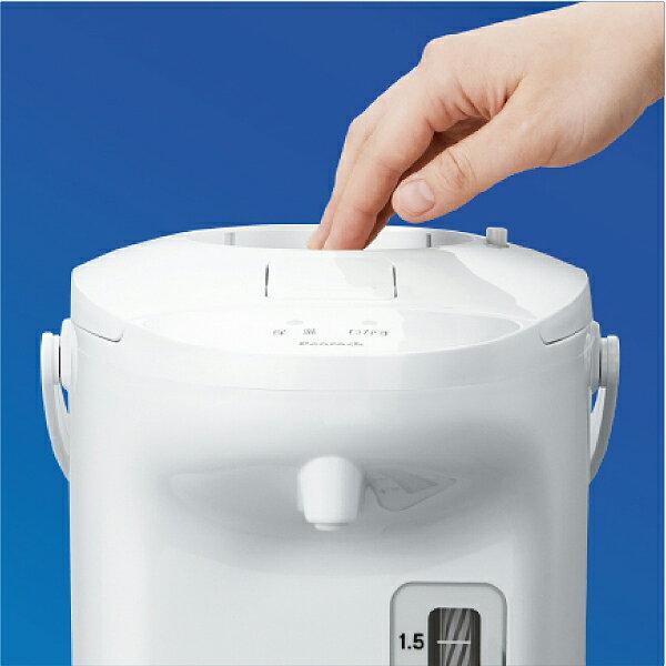 電気ポット 電気保温エアーポット(電気エアーポット)非沸とうタイプ 容量2.2L【RCP】ピーコック魔法瓶工業(Peacock) WVP-22-W