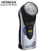 【RM-120S】日立 電気シェーバー・メンズシェーバー・電動ひげそり 回転式シェーバー 充電式【RCP】HITACHI RM-120-S