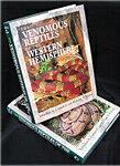 Venomous Reptiles of the Western Hemisphere・西半球の有毒な爬虫類 2冊セット ECOユニバース(エコユニバース):ホームセンタートックリ