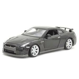 日産 GT-R R35 ブラック 1/24 Maisto マイスト ミニカー